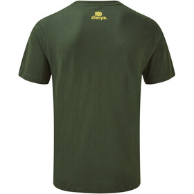 Sherpa Tarcho - T-shirt manches courtes Homme - olive